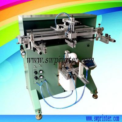 YICAI600A screen printing machine