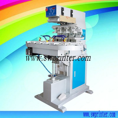YICAI-P4C 4 color pad printing machine