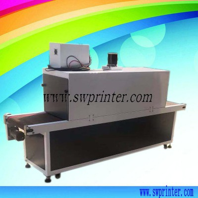 Drying oven tunnel for plastic drinking cup,quick dry,screen printing dryer